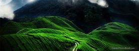 Beautiful Plantation Hills, Free Facebook Timeline Profile Cover, Nature