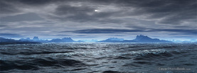 Dark Sea, Free Facebook Timeline Profile Cover, Nature