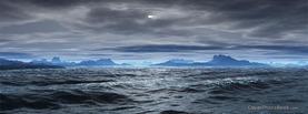 Dark Sea, Free Facebook Timeline Profile Cover, Nature