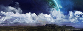 Earth Planet, Free Facebook Timeline Profile Cover, Nature
