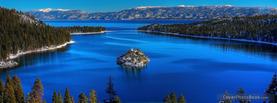 Lake Tahoe California Nevada, Free Facebook Timeline Profile Cover, Nature