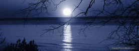 Moon Lake, Free Facebook Timeline Profile Cover, Nature