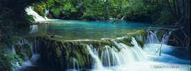 Plitvice Park Waterfalls, Free Facebook Timeline Profile Cover, Nature
