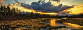 Sandilands Sunset, Free Facebook Timeline Profile Cover, Nature