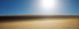 Sands of Egypt, Free Facebook Timeline Profile Cover, Nature