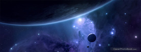 Space Planet Dream, Free Facebook Timeline Profile Cover, Nature