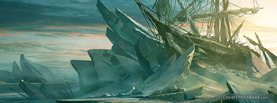 Broken Shore Ship, Free Facebook Timeline Profile Cover, Other Cool