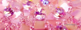 Girly Diamonds, Free Facebook Timeline Profile Cover, Other Cool