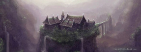 Mysterious Village, Free Facebook Timeline Profile Cover, Other Cool