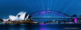 Bridge Lights, Free Facebook Timeline Profile Cover, Places