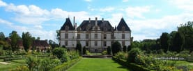 Chateau de Cormatin France, Free Facebook Timeline Profile Cover, Places