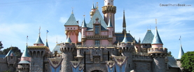 Disneyland Sleeping Beauty Castle, Free Facebook Timeline Profile Cover, Places