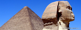 Egypt Sphinx Pyramid, Free Facebook Timeline Profile Cover, Places