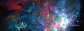 Galaxy Colorful, Free Facebook Timeline Profile Cover, Places