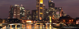 Germany Frankfurt Skyline, Free Facebook Timeline Profile Cover, Places