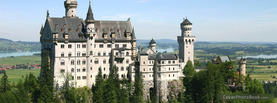 Germany Neuschwanstein, Free Facebook Timeline Profile Cover, Places