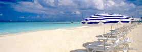 Lovely Beach Coastline Seats, Free Facebook Timeline Profile Cover, Places