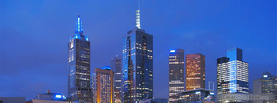 Melbourne City, Free Facebook Timeline Profile Cover, Places