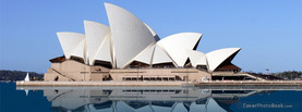 Sydney Opera House Australia, Free Facebook Timeline Profile Cover, Places