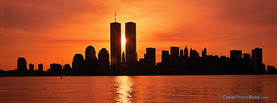 Twin Towers, Free Facebook Timeline Profile Cover, Places