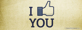 I Like You, Free Facebook Timeline Profile Cover, Quotes
