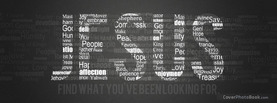 Jesus Word Art, Free Facebook Timeline Profile Cover, Quotes