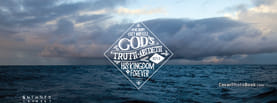 God's Truth Abideth - His Kingdom is Forever, Free Facebook Timeline Profile Cover, Religion
