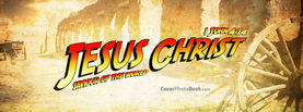 Jesus Christ Saviour of the World, Free Facebook Timeline Profile Cover, Religion