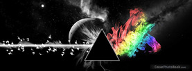 Dark Side of The Moon, Free Facebook Timeline Profile Cover, Strange