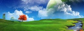 Strange Landscape, Free Facebook Timeline Profile Cover, Strange