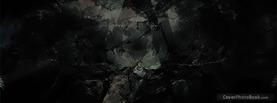 Strange Wall Face, Free Facebook Timeline Profile Cover, Strange