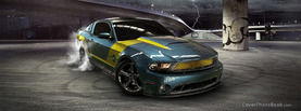 2010 Mustang Virtual Aqua, Free Facebook Timeline Profile Cover, Vehicles