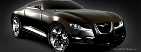 3D Sports Car, Free Facebook Timeline Profile Cover, Vehicles
