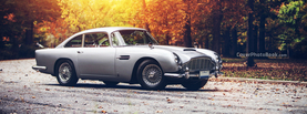Aston Martin DB5, Free Facebook Timeline Profile Cover, Vehicles