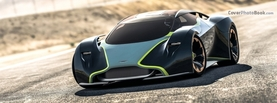 Aston Martin DP 100 Vision, Free Facebook Timeline Profile Cover, Vehicles