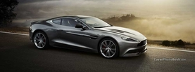 Aston Martin Vanquish Beauty, Free Facebook Timeline Profile Cover, Vehicles