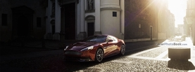 Aston Martin in Shade, Free Facebook Timeline Profile Cover, Vehicles