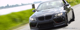 BMW Black, Free Facebook Timeline Profile Cover, Vehicles