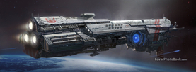 Battlecruiser ISFA Oliver CROMWELL, Free Facebook Timeline Profile Cover, Vehicles