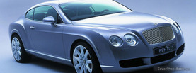 Bentley Continental, Free Facebook Timeline Profile Cover, Vehicles