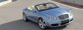 Bentley Continental GTC, Free Facebook Timeline Profile Cover, Vehicles