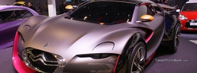 Citroen Survolt Concept Car, Free Facebook Timeline Profile Cover, Vehicles