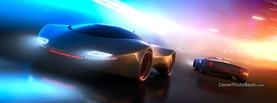 Concept Car 2020 Neon, Free Facebook Timeline Profile Cover, Vehicles