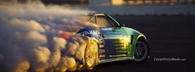 Drift Smoke Nissan 350Z, Free Facebook Timeline Profile Cover, Vehicles