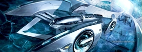 Fantasy Honda Futuristic Car, Free Facebook Timeline Profile Cover, Vehicles