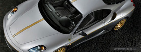 Ferrari F430, Free Facebook Timeline Profile Cover, Vehicles