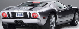 Ford GT Tuning Rear, Free Facebook Timeline Profile Cover, Vehicles