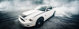 Ford Mustang RTR Drifting, Free Facebook Timeline Profile Cover, Vehicles