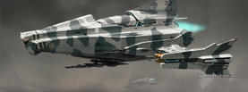 Future Attack Ships Concept, Free Facebook Timeline Profile Cover, Vehicles