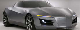 Grey Sport Car, Free Facebook Timeline Profile Cover, Vehicles